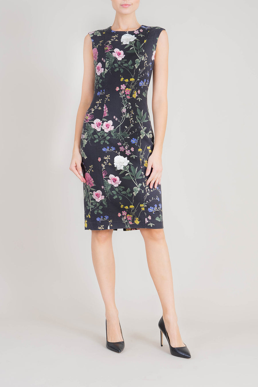 Wildflower Sheath Dress - level99jeans