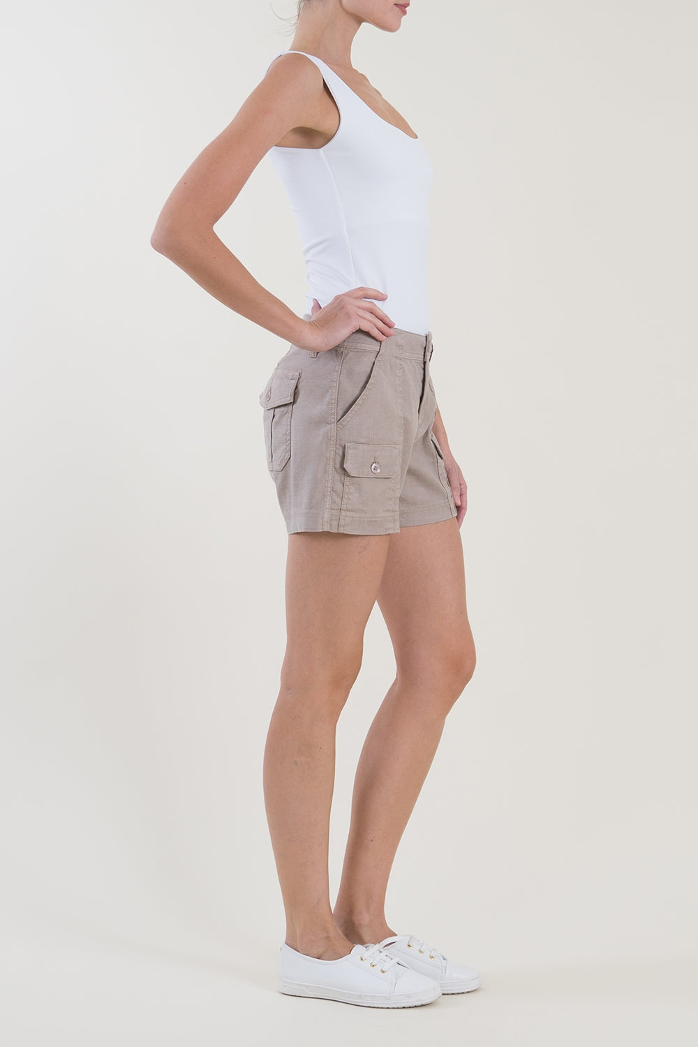 Flynn Trouser Short