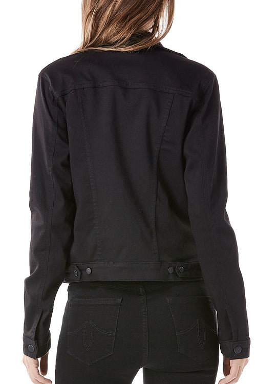 Dolby Western Jacket - FB Black