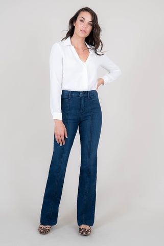 Carolyn Seamed Trouser