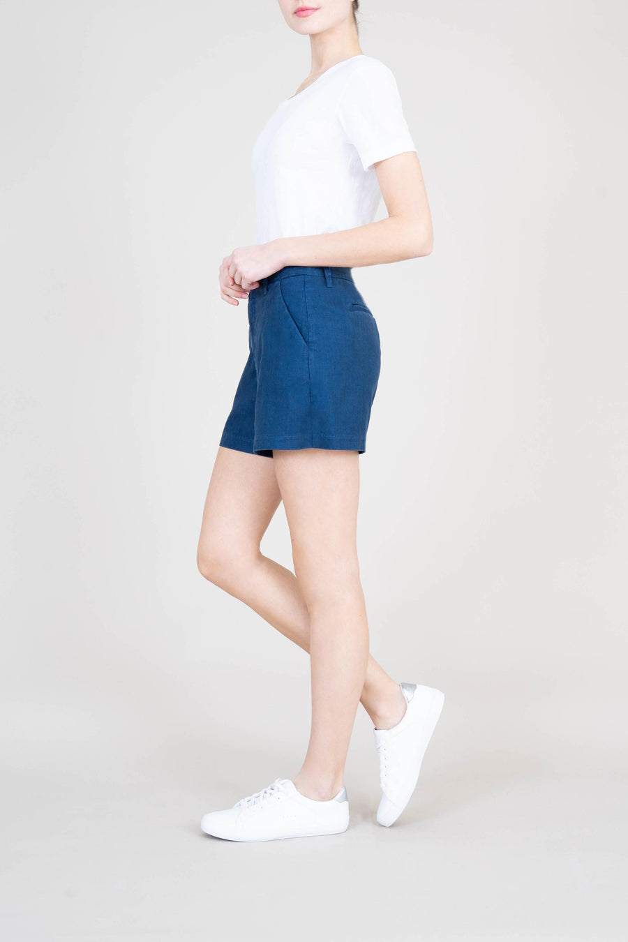 Lyndie Trouser Short - level99jeans