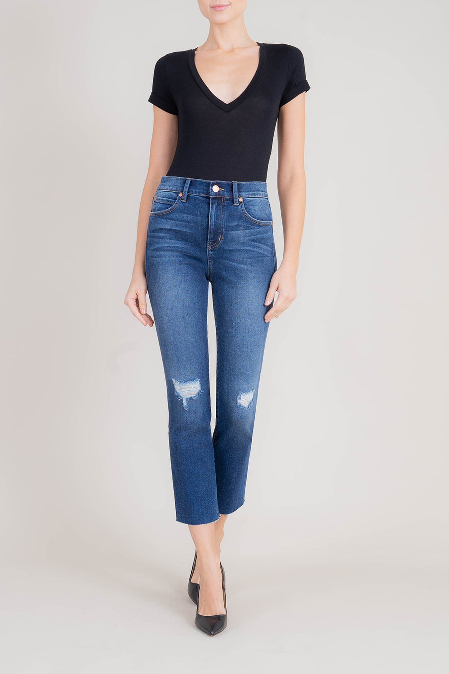 Classic Slim Straight - level99jeans