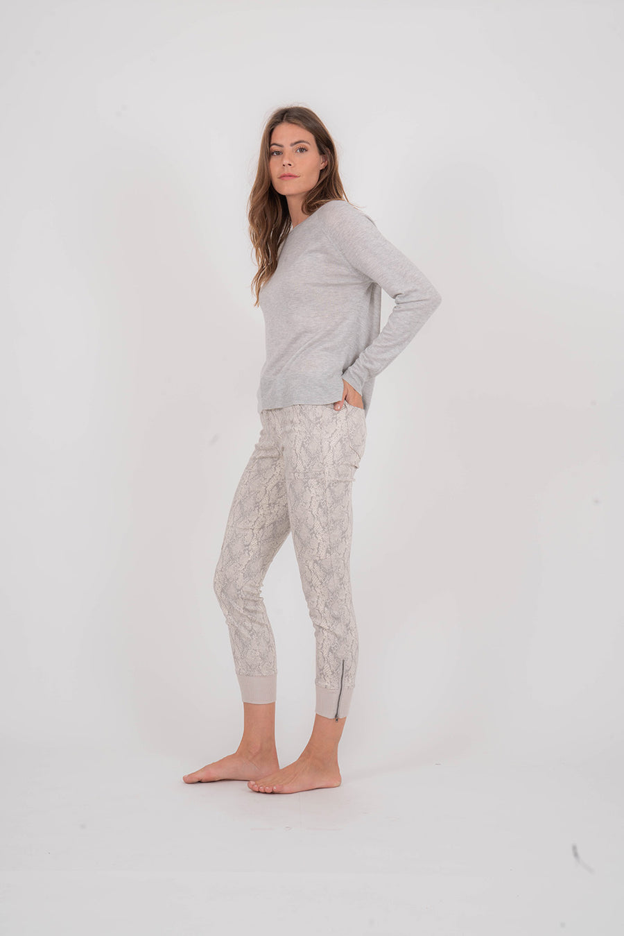 Angie Utility Jogger