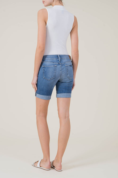 Jaimee Roll-Up Short