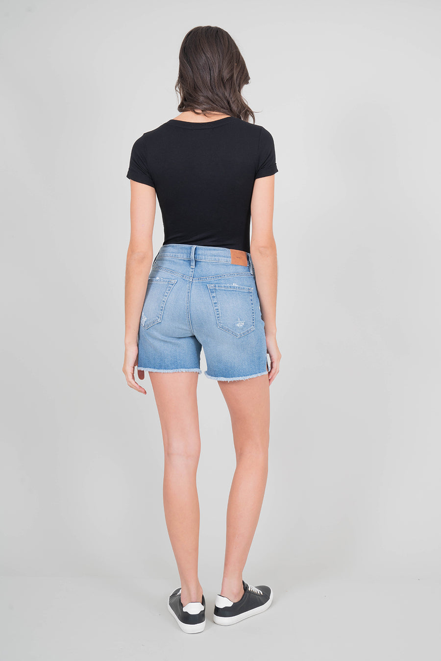 Morgan Button Fly Short - level99jeans