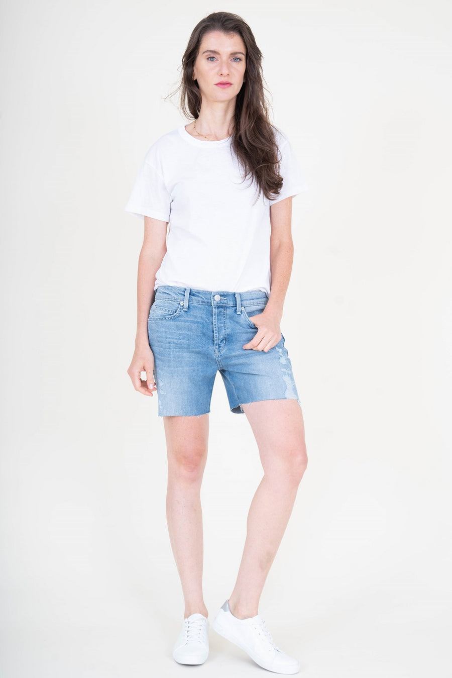 Reese Relax Cut Off Short - level99jeans