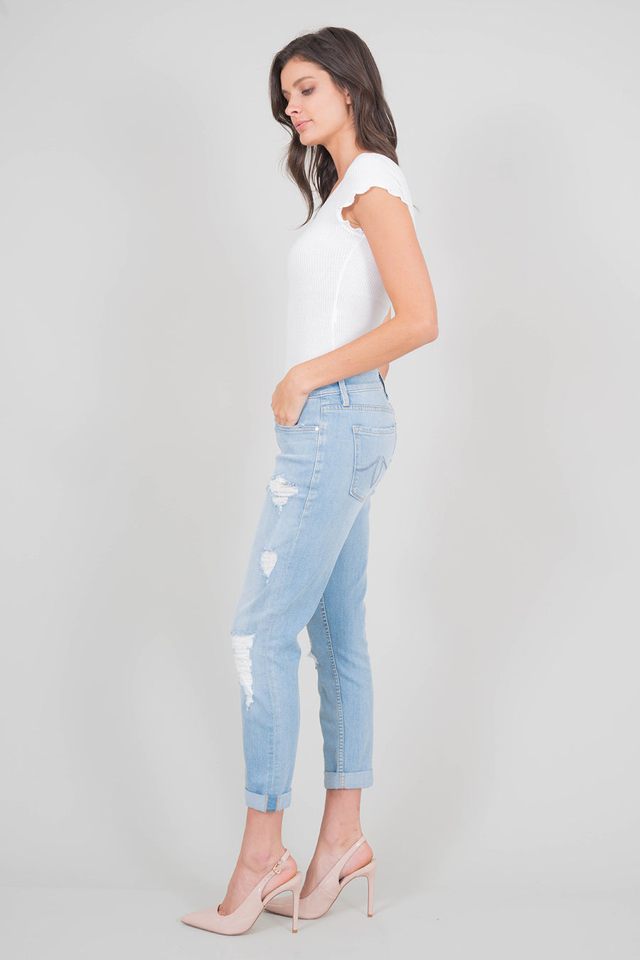 Sienna Tomboy - level99jeans