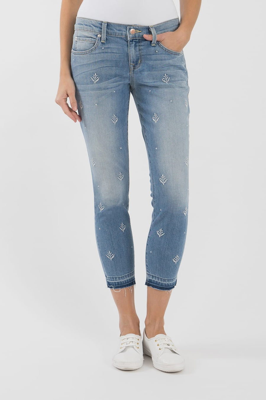 Aubrey Relaxed Skinny - level99jeans