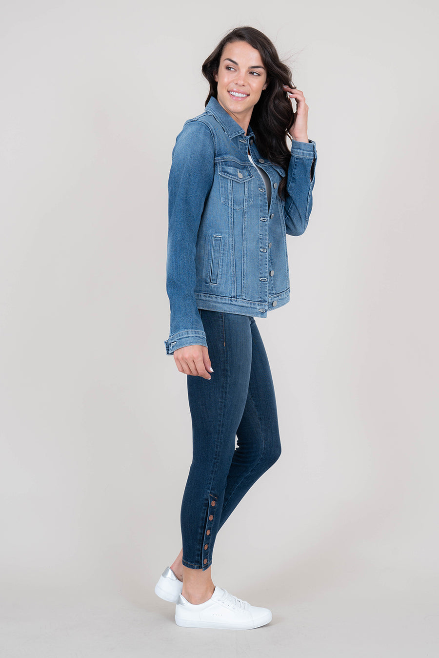 June Denim Jacket - level99jeans