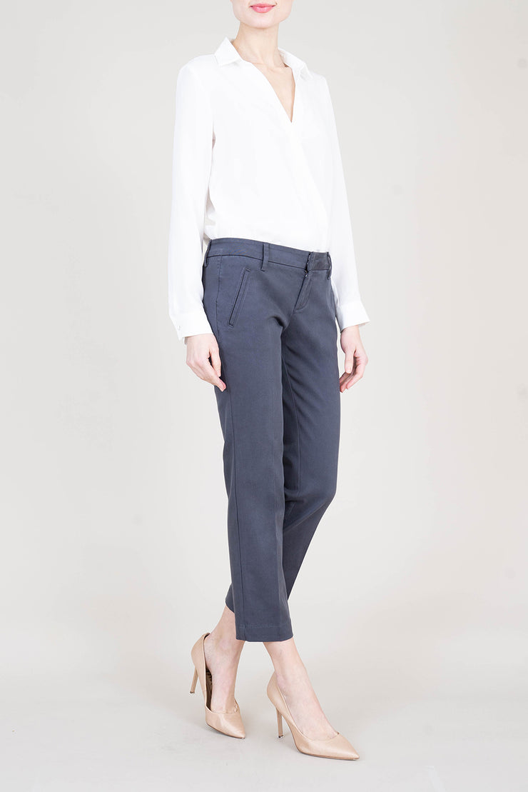 Francis Straight Ankle Trouser