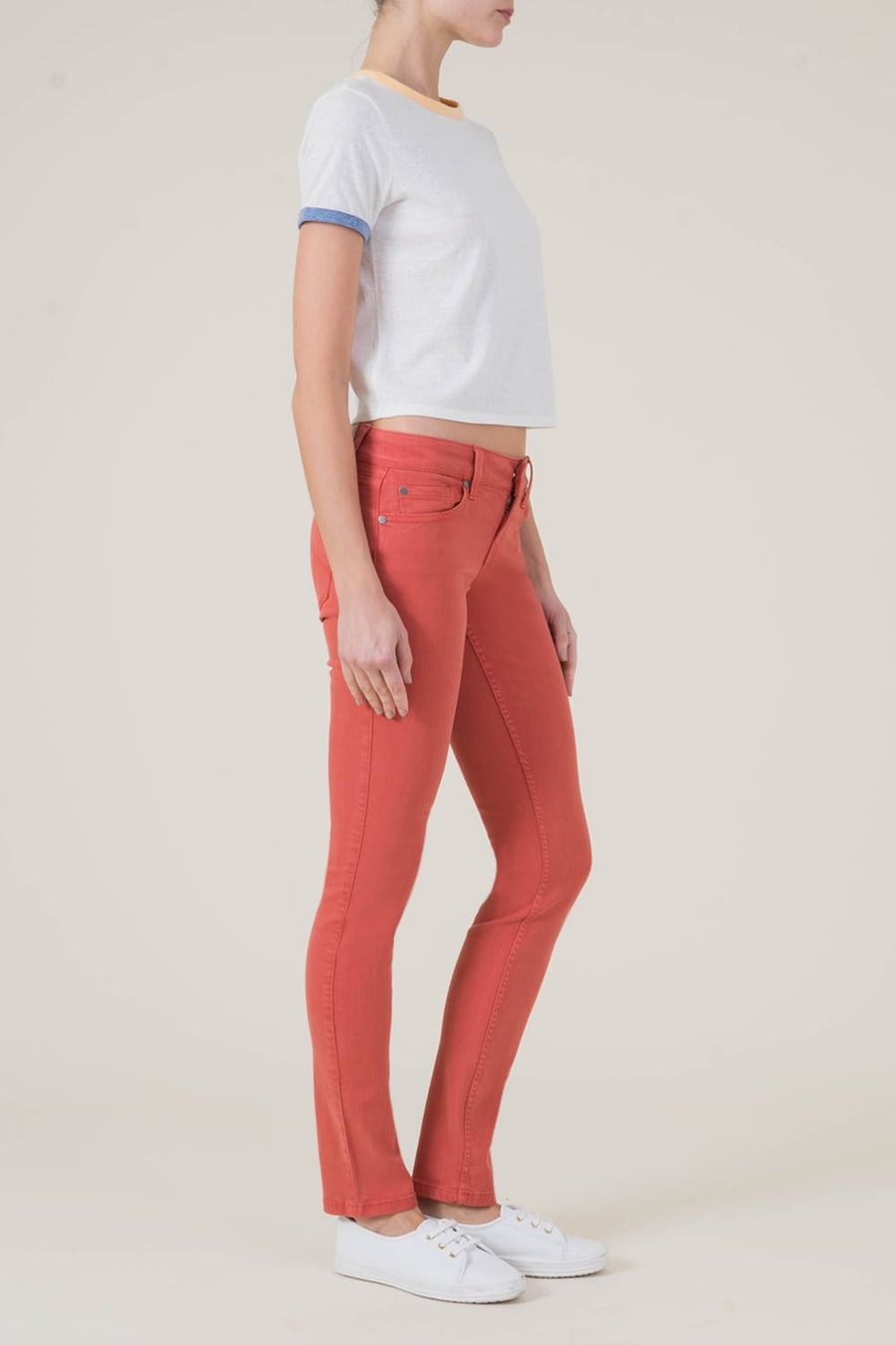 Lily Skinny Straight - level99jeans