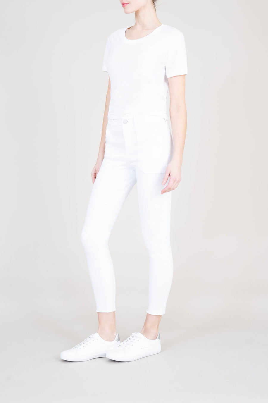 Karli Patch Pocket Skinny - level99jeans
