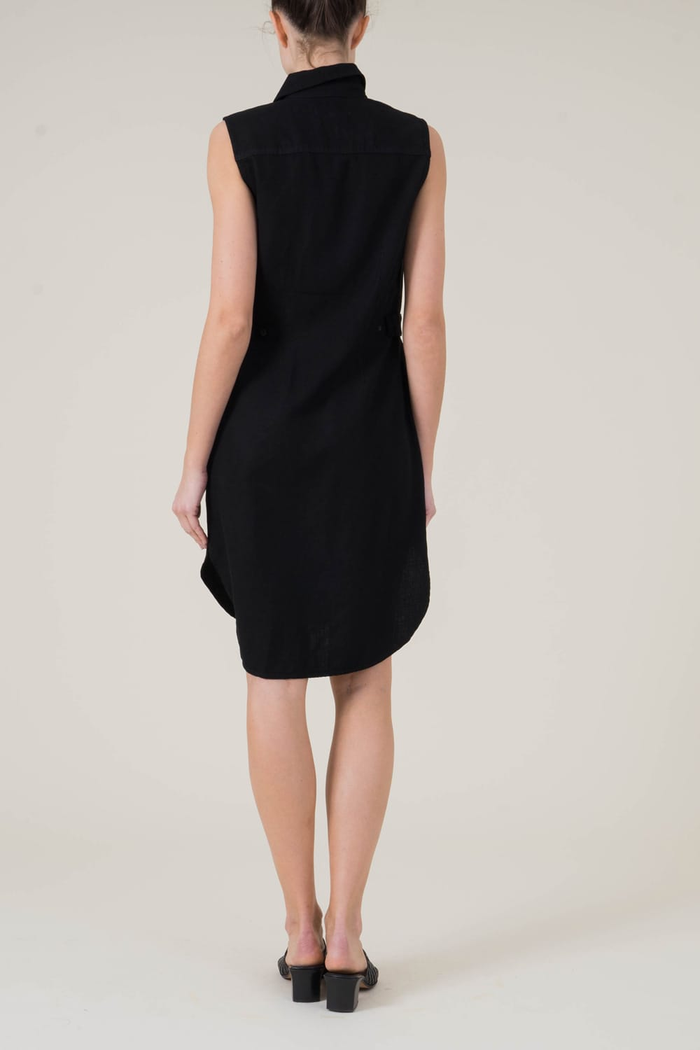 Heather Sleeveless Dress