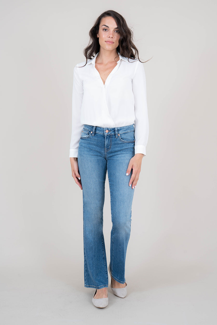 Chloe Bootcut - level99jeans