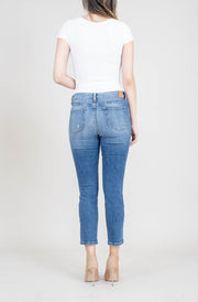 Holly Mid Rise Vintage Straight