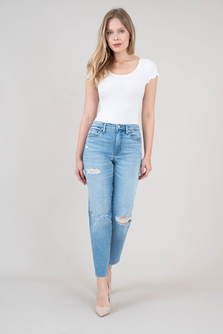 Daphne Straight - level99jeans
