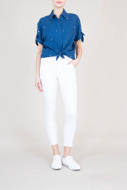 Brie Embroidered Blouse