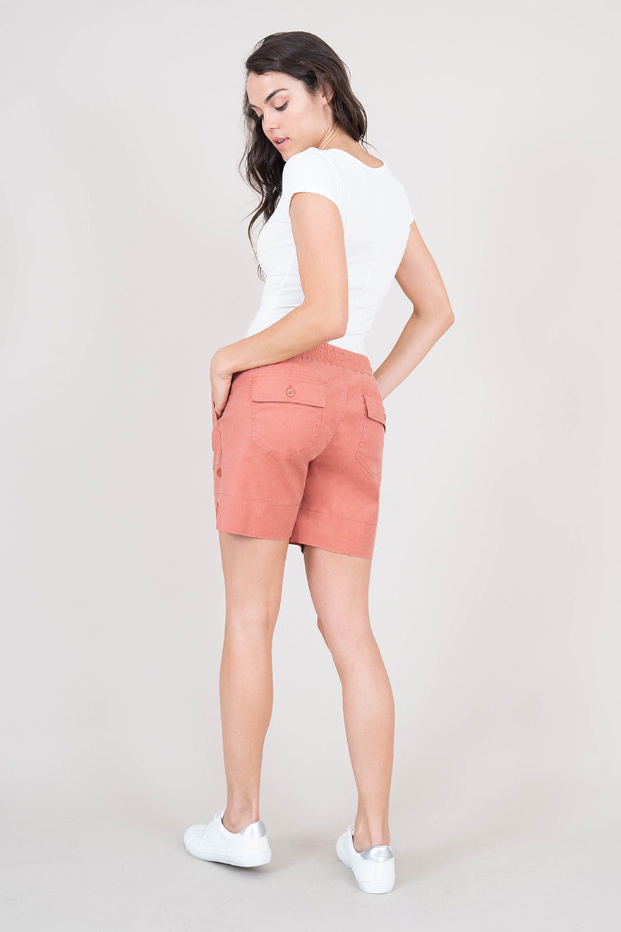 Cameron Cargo Short - level99jeans