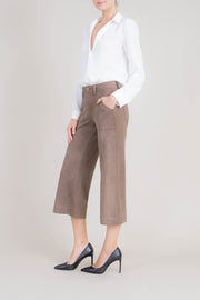 Sally Wide Leg Crop