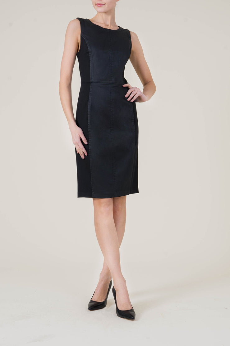 Scarlet Contouring Sheath Dress