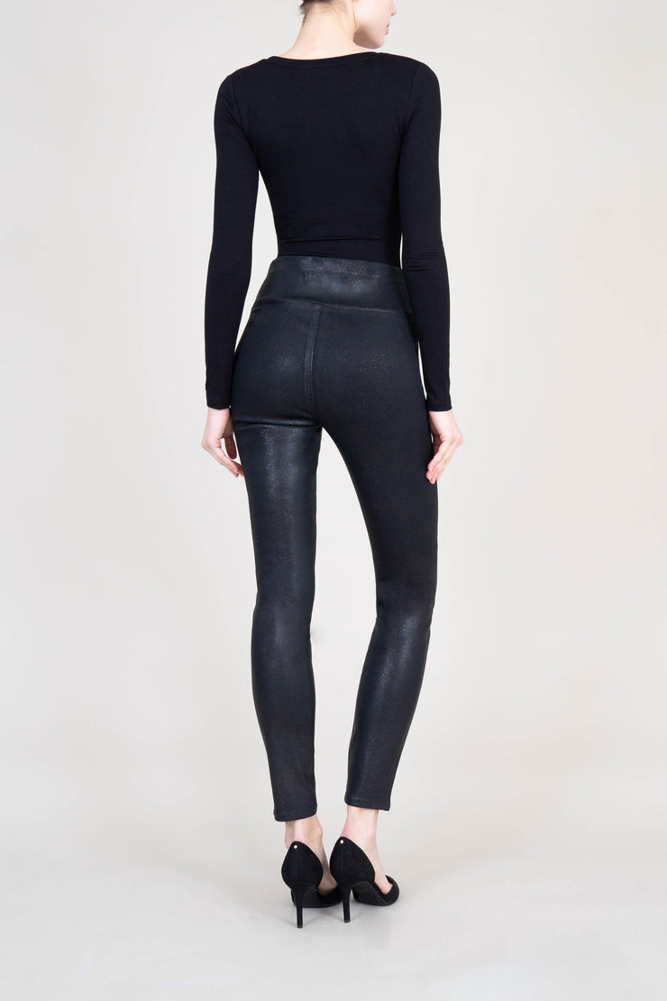 Francis Coated Pull On Legging