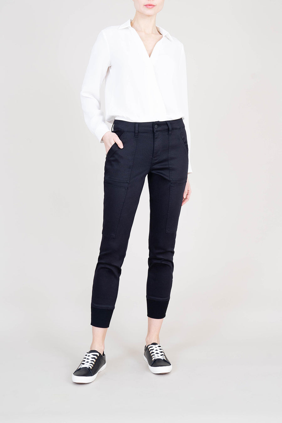 Angie Utility Jogger - level99jeans