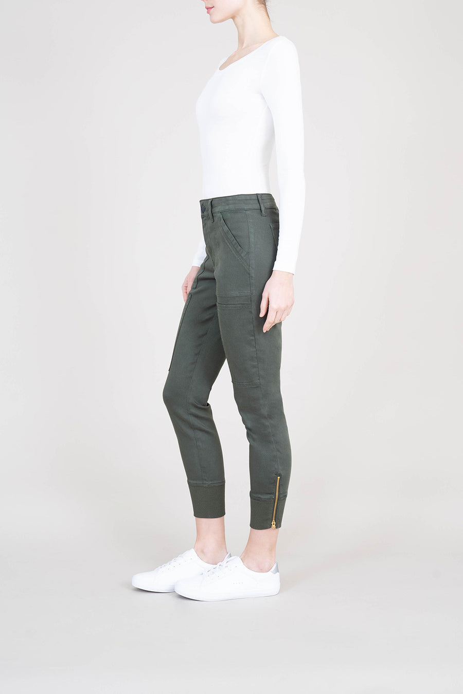 Angie Utility Pant - level99jeans