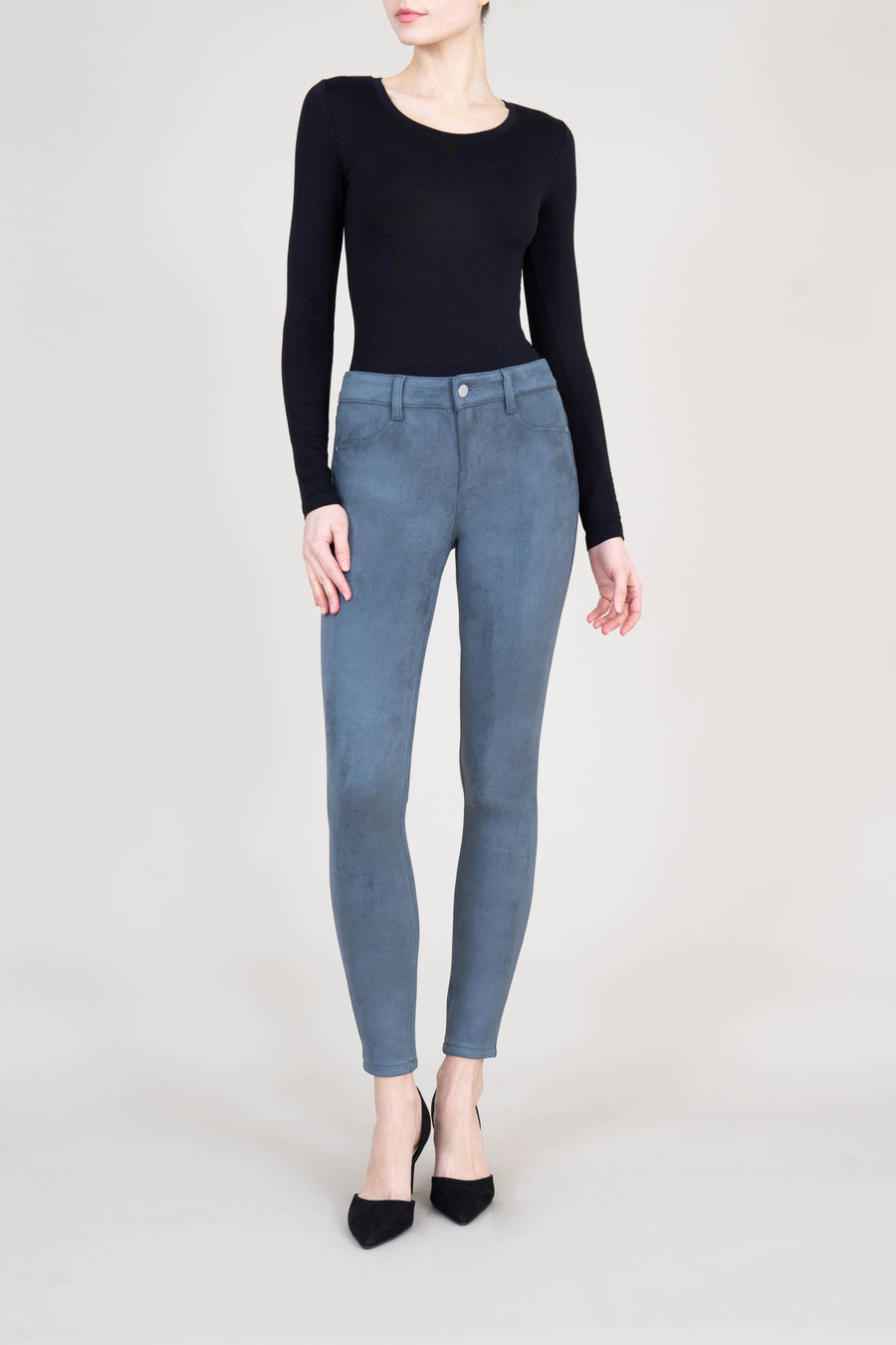 Janice Midrise Ultra Skinny - level99jeans