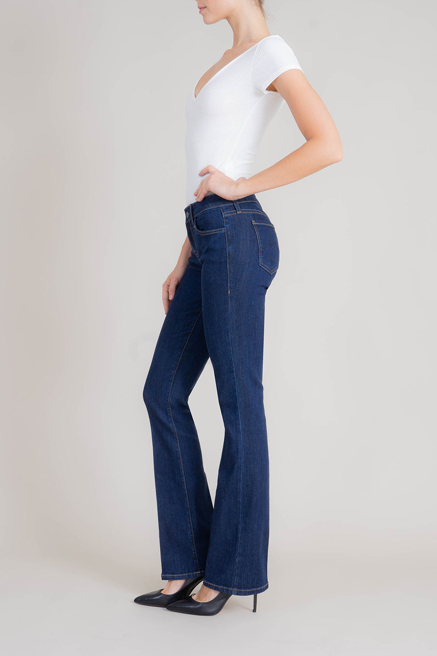 Chloe Boot - level99jeans