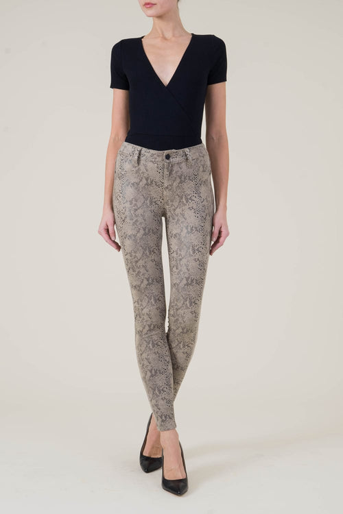 Janice Mid-Rise Ultra Skinny