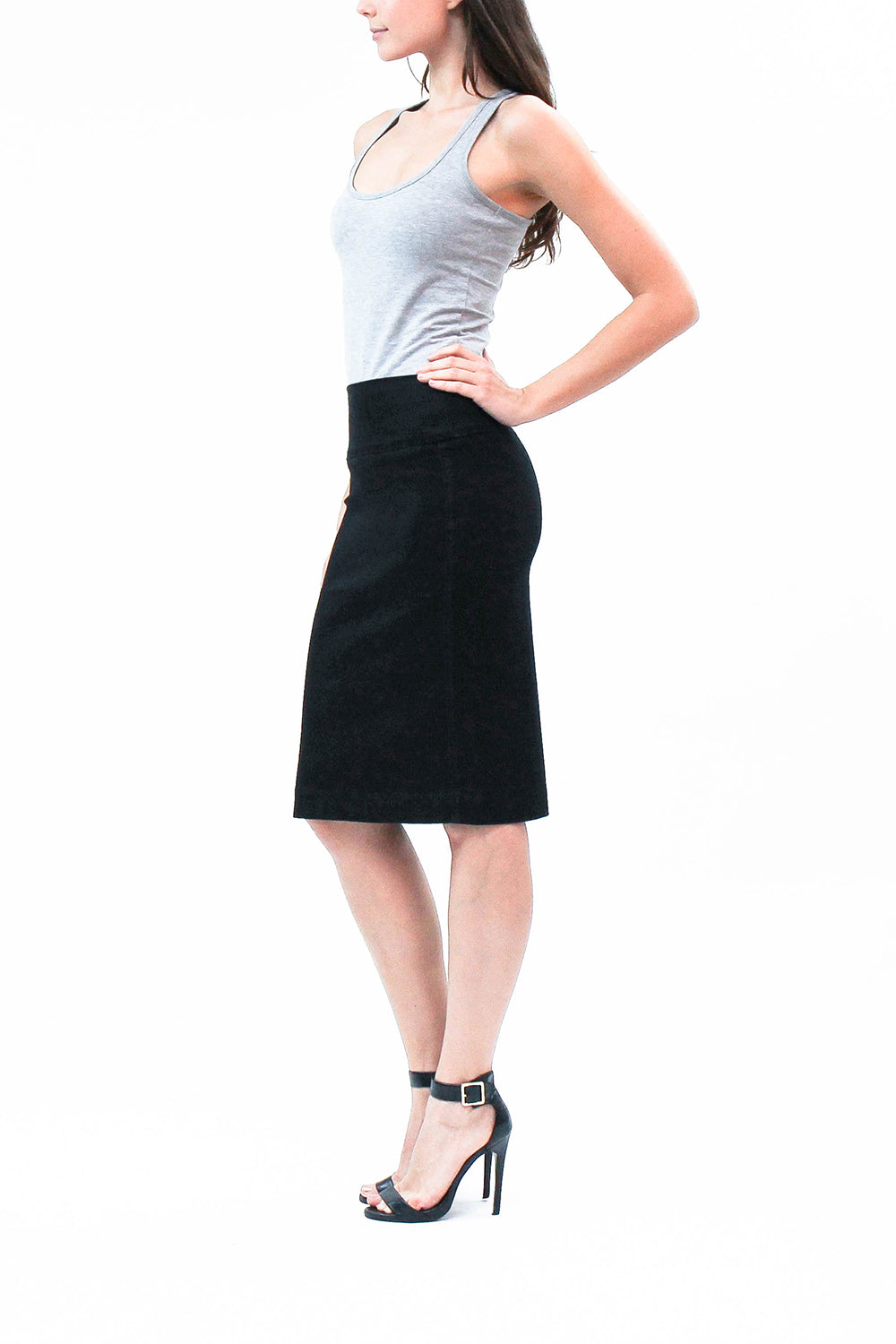 Level 99 Pencil Skirt