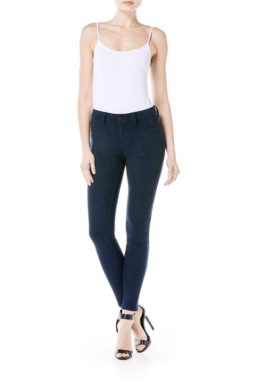 Dark Navy Level 99 Janice Skinny