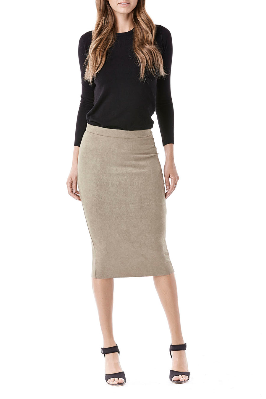 Pepper Pencil Skirt - level99jeans