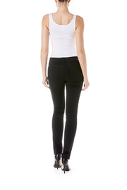 Black Lily Skinny Straight