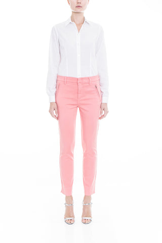 Daphne Double Welt Zip Trouser