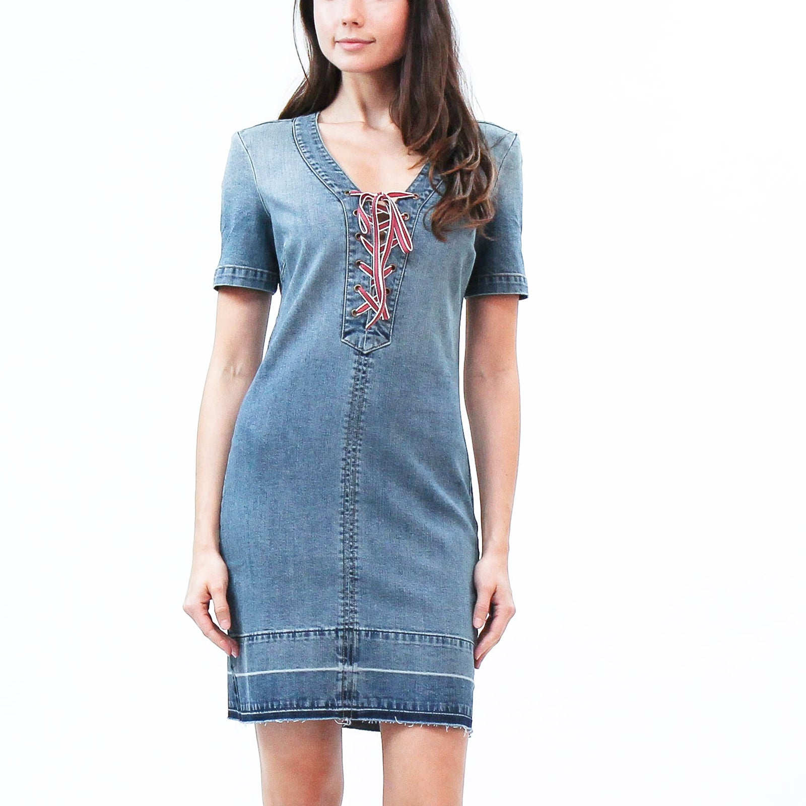 423fa44d9ad Katie Dres · Denim Dress · Level 99 Shift Dress · Level 99 Dress · Level 99  Dress