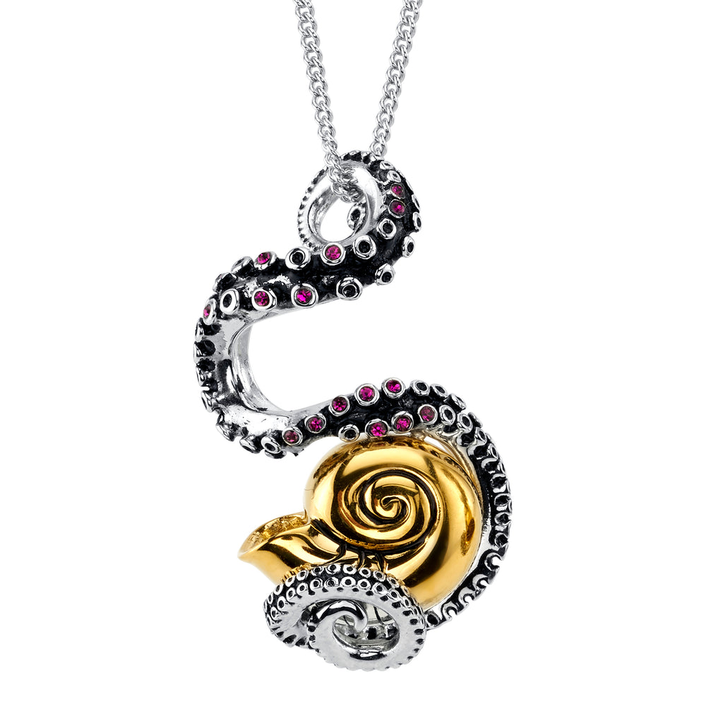 DISNEY'S THE LITTLE MERMAID Tentacle Necklace – Large