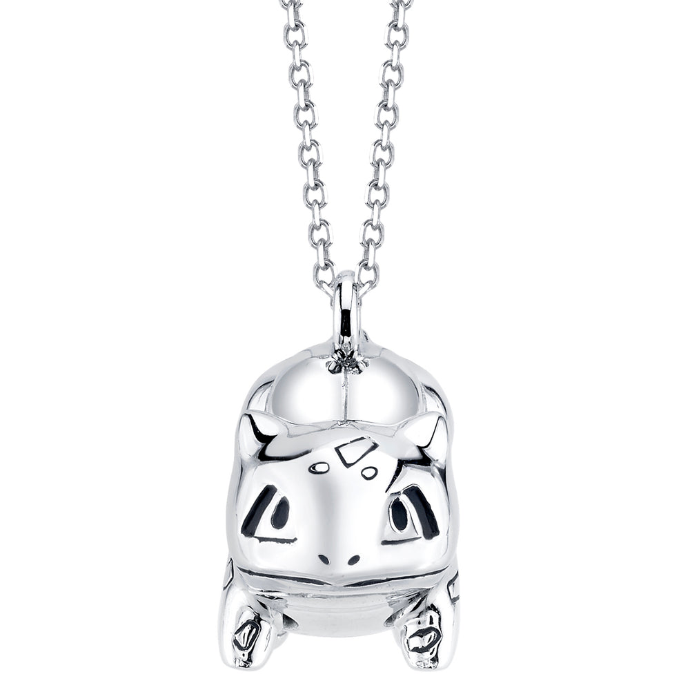 Pokémon X RockLove Bulbasaur Necklace
