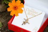 DISNEY'S CHRISTOPHER ROBIN Tigger Necklace