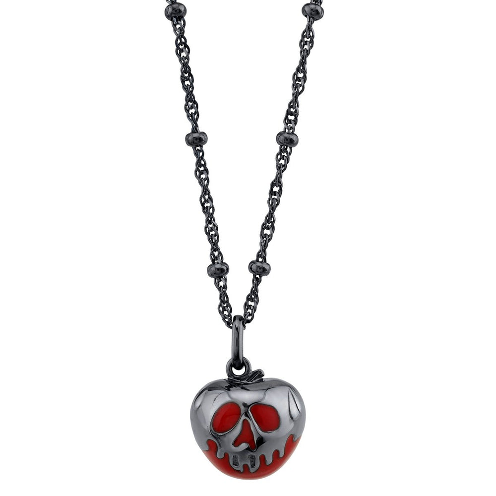 DISNEY'S SNOW WHITE & THE SEVEN DWARFS Poison Apple Necklace