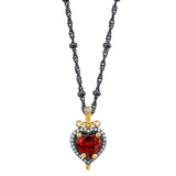 DISNEY'S SNOW WHITE & THE SEVEN DWARFS Dagger Heart Necklace