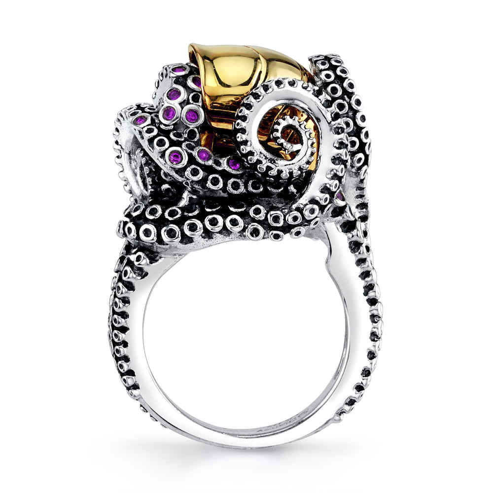 DISNEY'S THE LITTLE MERMAID Tentacle Ring
