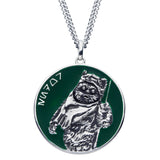 Star Wars™ | RockLove Planetary Medallion - Endor
