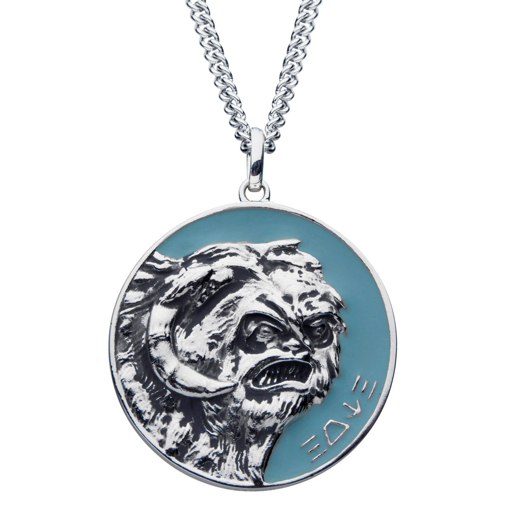 Star Wars™ | RockLove Planetary Medallion - Hoth