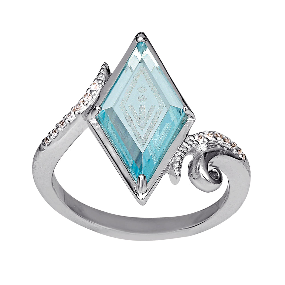 Disney X RockLove FROZEN Ice Crystal Ring