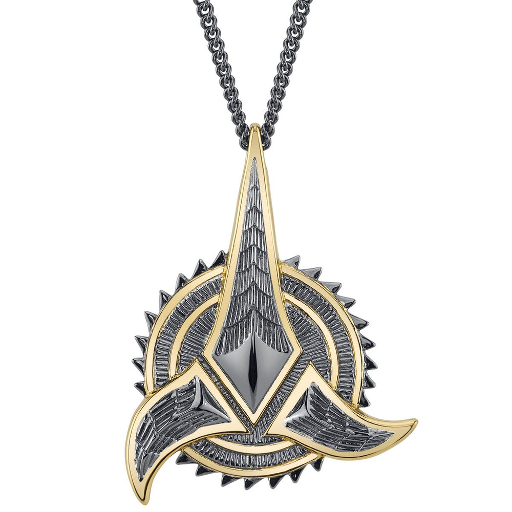 Star Trek X RockLove Klingon Necklace