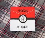 Pokemon X RockLove Winter 2020 Pikachu Necklace