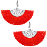DISNEY'S MULAN Balance Fan Earrings