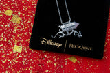 DISNEY'S MULAN Mushu Firecracker Necklace