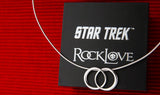 Star Trek X RockLove Dahj & Soji Omega Necklace